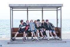 BTS PHOTO COLLECTION for a year! What BTS did during 2016-2017 XD! 2017 BTS FESTA Day 2~ ❤ #BTS #방탄소년단