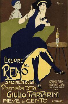 Italian Liquore del Reno