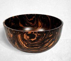 Mango wood big bowl - Art & Gifts shop of ideas