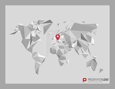 Diese und viele weitere beeindruckende Grafiken für PowerPoint-Präsentationen finden Sie bei  http://www.presentationload.de/low-poly-grafiken.html