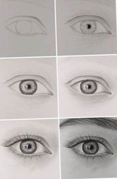 If you are new to drawing this post is for you. You should practice much for improve your draws. Today I listed easy eye drawing tutorials for you. I hope you like! I recommend other posts of my step by step drawing serie: Draw Flowers for Beginners- Step
