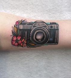 Canon tattoo