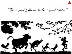 Find your leader before you find your followers.
