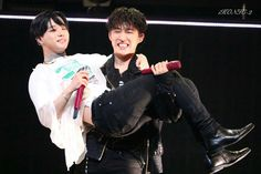 hanbin and jinhwan ikon Chanwoo Ikon, Kim Hanbin, Jered Leto, Koo Jun Hoe, Jay Song, Ikon Kpop, Ikon Debut, Mi Life, Kim Ji Won