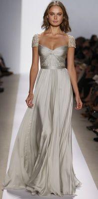 bridal design by Reem Acra