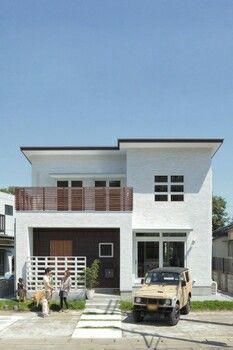 沖縄のブロック住宅