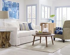 Edgewood Rectangular Coffee Table Crate and Barrel Ideas for