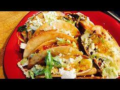 Tacos De Papa y Chorizo - Tacos de Longaniza - YouTube