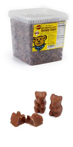 Gummi Candy 79627: Sweetgourmet Chocolate Covered Gummi Bears (Koppers), 8Lb Free Shipping! -> BUY IT NOW ONLY: $71.97 on eBay!