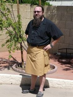 Picture of How to Make a Cargo Kilt