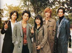 Hana Yori Dango aka Boys Over Flowers (Japanese Drama, 2005)
