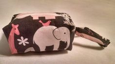 Pacifier Pouch $7 Michael Miller fabric