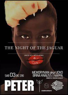 Una notte con il giaguaro al Peter Pan Riccione