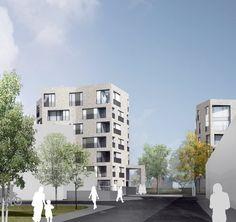 Update: South Kilburn Regeneration / Alison Brooks Architects + Lifschutz Davidson Sandilands | ArchDaily