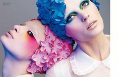 #makeup bright
