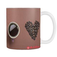 I Love Coffe mug