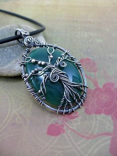 @Amanda Snelson - i'll totally try to make it with your leftover wires and some thicker wire and a cool stone.