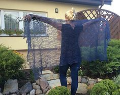 Baltic Breeze Shawl pattern by Gosio (GaMa)