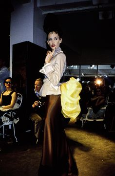 John Galliano Spring 1995 Ready-to-Wear Fashion Show Details