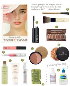 Natural beauty products!