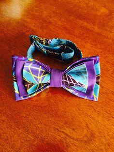 African BowTie Bow Tie Ankara bowtie Nigerian bowtie