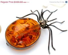 Spiders - A VJSE treasury by Tatiana and Peter on Etsy