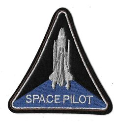 Space - Pilot - Shuttle - Moon - Astronaut - Embroidered Iron On Patch - Pin And Patches, Iron On Patches, Miss Marvel, Conor Leslie, Bodhi Rook, Pilot, Takashi Shirogane, Lance Mcclain, Star Wars Wallpaper