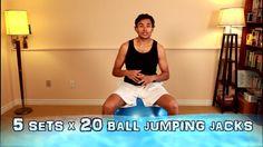 Exercise Ball Cardio (Yr 2 Epi 2)