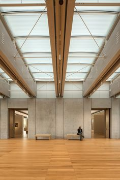 Seeming Inevitability: Reconsidering Renzo Piano's Addition To Louis Kahn's Kimbell