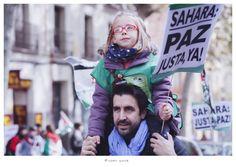 Enah y Chuhra, ¡¡Siempre a vuestro lado!!  ¡¡S A H A R A <3 L I B R E!! (y)  Manifestación Estatal Madrid 2016 - España No Descoloniza  #EspañaNoDescoloniza