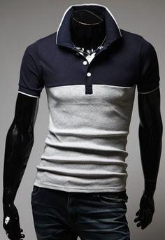 modern design Camisa Polo, Modern Design, Polo Shirt, Mens Tops, Shirts, Ideas, Fashion, Needlepoint, Clothing