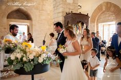 church pylos#wedding pylos Bridesmaid Dresses, Wedding Dresses, Lace Wedding, Fashion, Bridesmade Dresses, Bride Dresses, Moda, Bridal Gowns, Fashion Styles