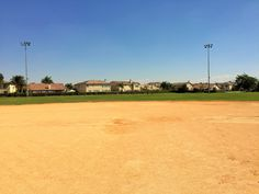 The baseball field located on the right side of Providence Ranch Park in Eastvale, California. http://youreastvalerealtor.com/eastvale-parks/