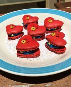 Cookies Cake Ideas For 2019 - Cookies. Cafe Food, Food N, Food And Drink, Bts Cake, Bts Birthdays, Aesthetic Food, Korean Food, Dessert Recipes, Yummy Food