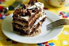 Receptek és egészség tippek: Cappucinó szelet, csokoládéfagylalttal – fejedelmi süti és csodásan mutat, a legjobb vendégváró!