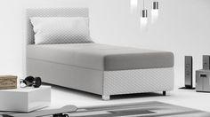 Sypialnia łóżko tapicerowane łoże tapczan materac Mattress, Furniture, Home Decor, Decoration Home, Room Decor, Mattresses, Home Furnishings, Home Interior Design, Home Decoration