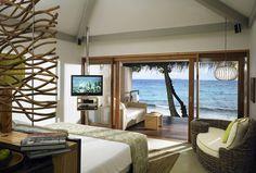 Home Design, Modern Bedroom Furniture Ideas Decorating Bedroom Color Scheme Ideas: Luxury Style Ideas Of Home Interior Design Hotel In Maldives