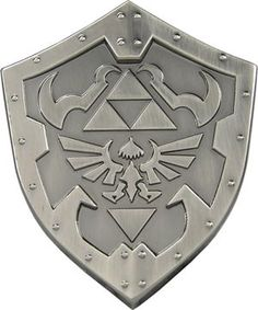 Think you need to start wearing some belts like Howard?   Zelda Shield belt buckle $14.95