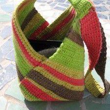 Bolso Masa crochet