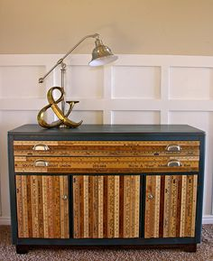 tutorial for this great yardstick dresser