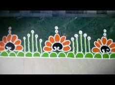 Image result for border rangoli patterns