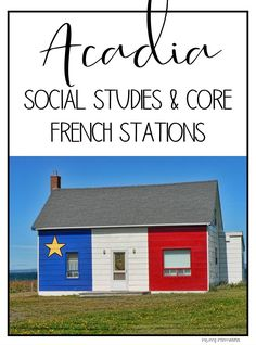 Looking for activities about treatment of minority peoples in Canada? These Acadia learning stations will teach students about the Acadian expulsion. They also include information about Francophone cultural festivals and celebrations in Canada for a perfect tie-in to Core French! Students will learn about one of the communities where French is spoken in Canada. They will also listen to music and dance to experience works of art from a French Canadian cultural group! Learning French For Kids, Teaching French, Canadian Social Studies, French Basics, Teaching Government, What Is Social, Learning Stations, Core French, Canadian History