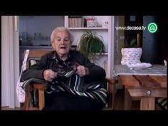 El rey del reciclaje Cómo tejer con bolsas de plástico - YouTube