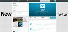 New Twitter - Yeni Twitter