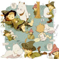 /Moomin/#1515742 - Zerochan
