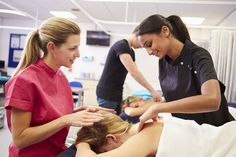 Whether you're interested in becoming a massage therapist for the first time, or you just wish to add a few more treatment options to your massage menu, then you will know that there are a lot of schools to choose from and even more cou. Massage Therapy School, Massage Classes, Education And Training, Training Courses, Beauty Courses, Health Programs, Good Massage, Lifestyle Trends, Alternative Medicine