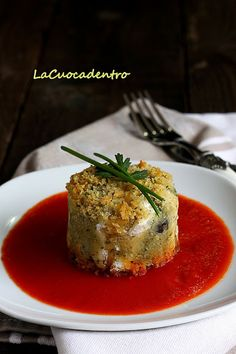 Tortino di Alici 'mbuttunate | Anchovie Pie   | Recipe in Italian with built in google translations for other languages