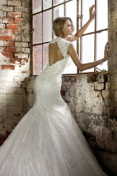 Essense of Australia Wedding Dresses - Search our photo gallery for pictures of wedding dresses by Essense of Australia. Find the perfect dress with recent Essense of Australia photos. Keyhole Back Wedding Dress, Buy Wedding Dress, Wedding Dresses 2014, Country Wedding Dresses, Bridal Dresses, Wedding Gowns, Lace Wedding, Mermaid Wedding, Dream Wedding