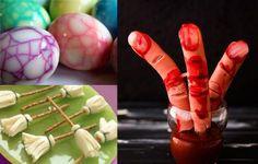¿Buscando recetas fáciles y divertidas para hacer este Halloween? ¡Aquí te compartimos algunas! Prueba estos ricos y escalofriantes canapés.