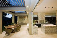 Adjustable Louvre Roof Systems | Vergola Australia